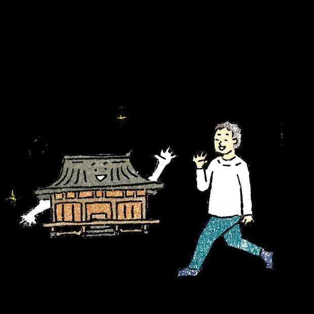 菩提寺(ぼだいじ)