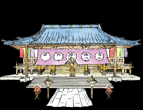三条別院の本堂
