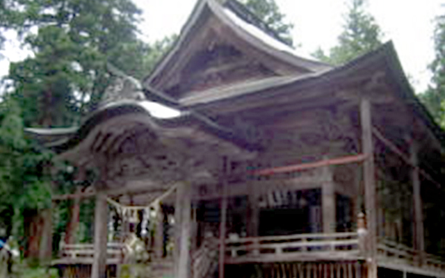関山神社・関山仏足石・関山石仏群